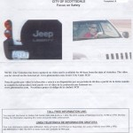 Incorrect photo citation from Scottdale Arizona - image page